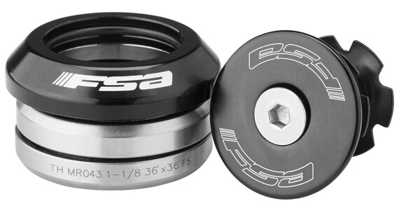FSA Orbit CE I  Ster rowerowy TH No. 16 A-Head 36°/36° srebrny